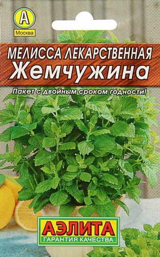 Мелисса Жемчужина фото